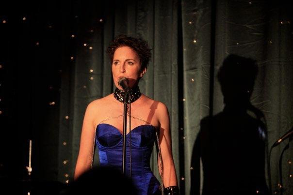 Dina Steward in concert