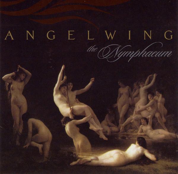Angelwing 'Nymphaeum' album cover