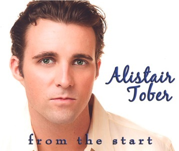 Alistair Tober 'From The Start' album cover