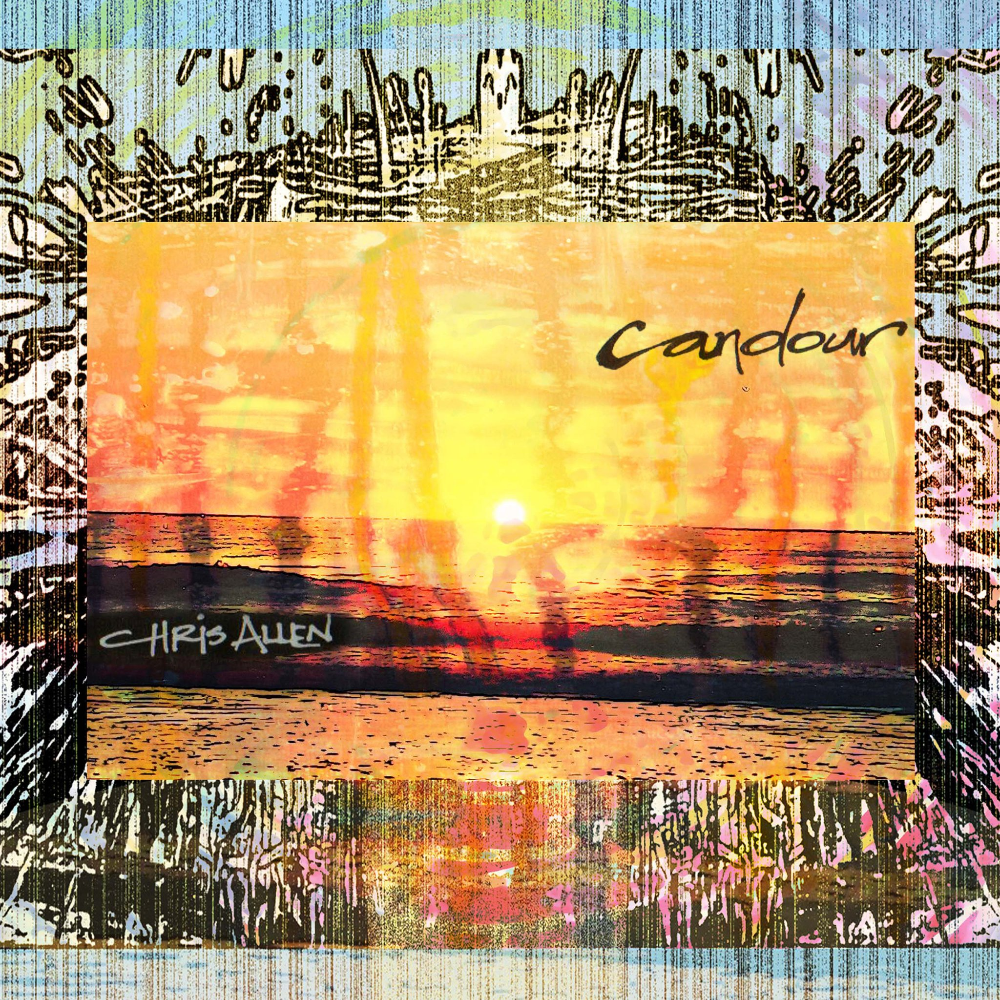 Chris Allen 'Candour' album cover