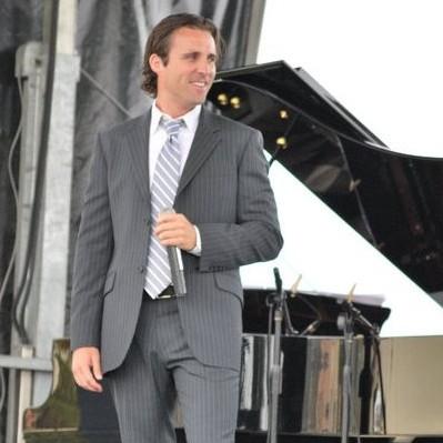 Alistair Tober in concert